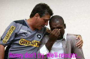 Seedorf tears_1